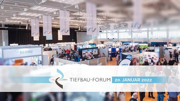 DATAflor beim Tiefbau-Forum Ulm