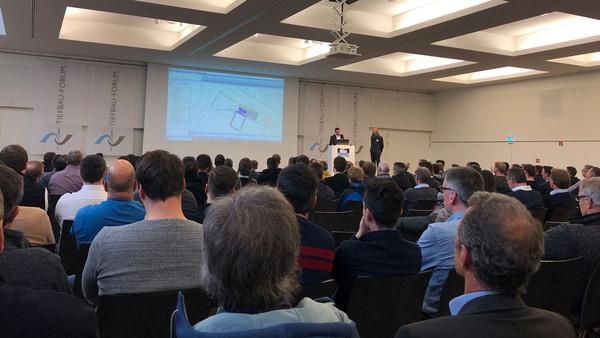 DATAflor beim Tiefbau-Forum Ulm 2020