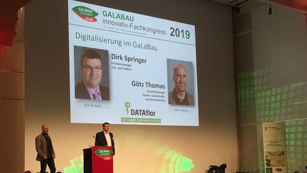 Die digitale Baustelle im GaLaBau