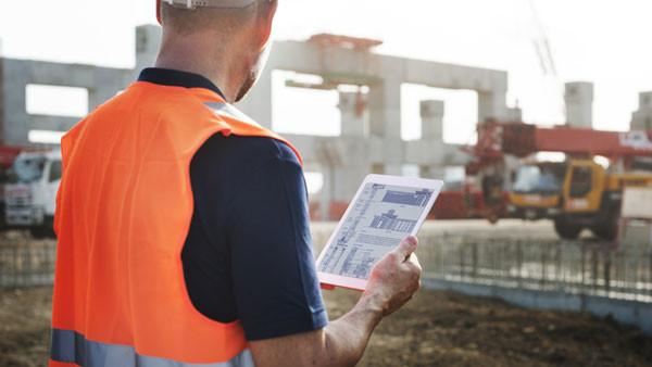 DATAflor Baustellen-Manager