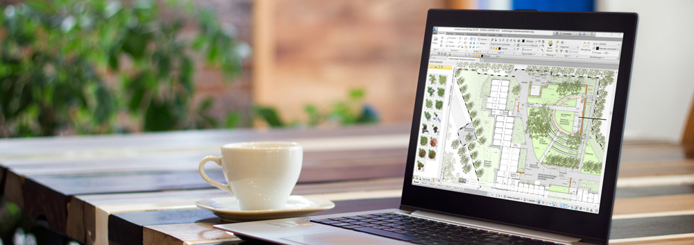 (c) Plan: Claudia Ermshausen Landschaftsarchitektur