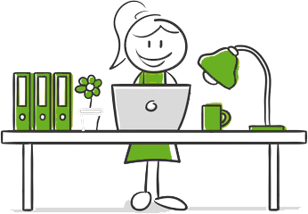 galabau wissen kostenloser ratgeber mehr ordnung im b ro dataflor ag. Black Bedroom Furniture Sets. Home Design Ideas